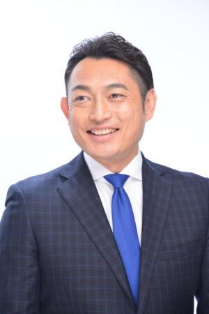 東京都議会議員 川松真一朗