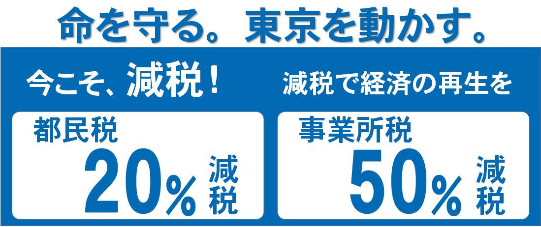 TOKYO自民党 公約